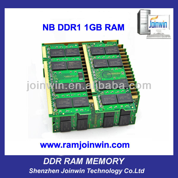 Full compatible so dimm pc2700 333mhz ddr 1gb ram