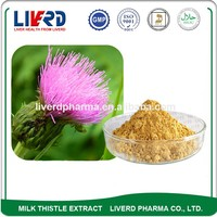 Herb Extract Milk Thistle Extract for Men's Health & Animal Nutrition