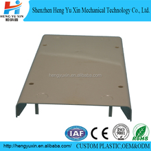 Plastic injection mold making durable plastic car battery cover