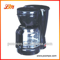Fashionable 10 Cups Electric Vacuum Coffee Maker