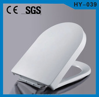 HY039 PP material sanitary ware toilet seat cover artificial vagina plastic vagina