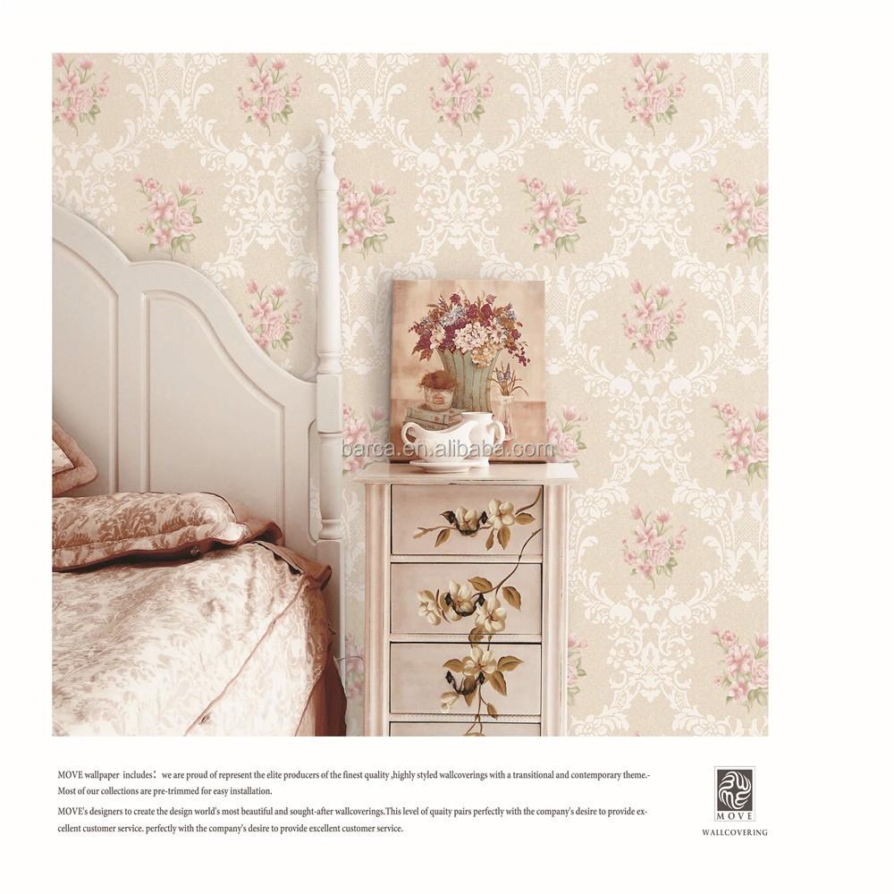 papel pintado inicio australia rosa flores de papel tapiz para sala de chicas