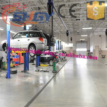 High and Hot-sale products 2 post used hydraulic car lift hoist