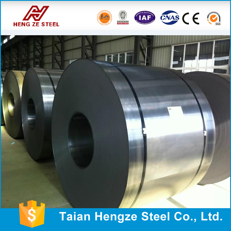 Hot dipped GI steel coil zinc coating 40-275g/m2 galvanized steel coil manufacturers