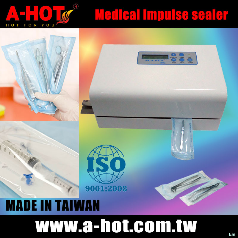 Laboratories Disinfected Tools Rotary Heat Sealers