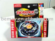 2011new style beyblade metal fusion top / spinning top