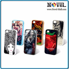 3D Sublimation color printing Flip Leather Phone Cases Cover for Nokia Lumia N520