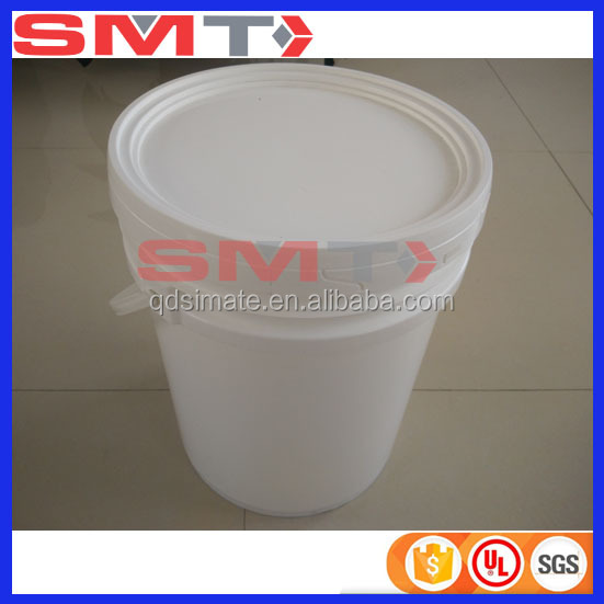Qingdao Printing industrial plastic lubricant pails 18L