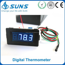 China alibaba panel digital thermometer / Panel Temperature Meter