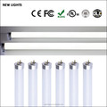 Best price rotation glass lighting 1.2m 18w led tube t8