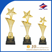 Factory wholesale cheap Replica Crystal Oscar Trophy