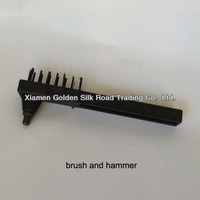 welding brush + welding hammer wire brushes for welding