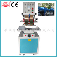 High Quality RF PVC Membrane Welding Machine/HF Tarpaulin Welder for carport and tent