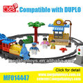 FUNLOCK Duplo Battery Operated Train Set Wholesale Toy From China