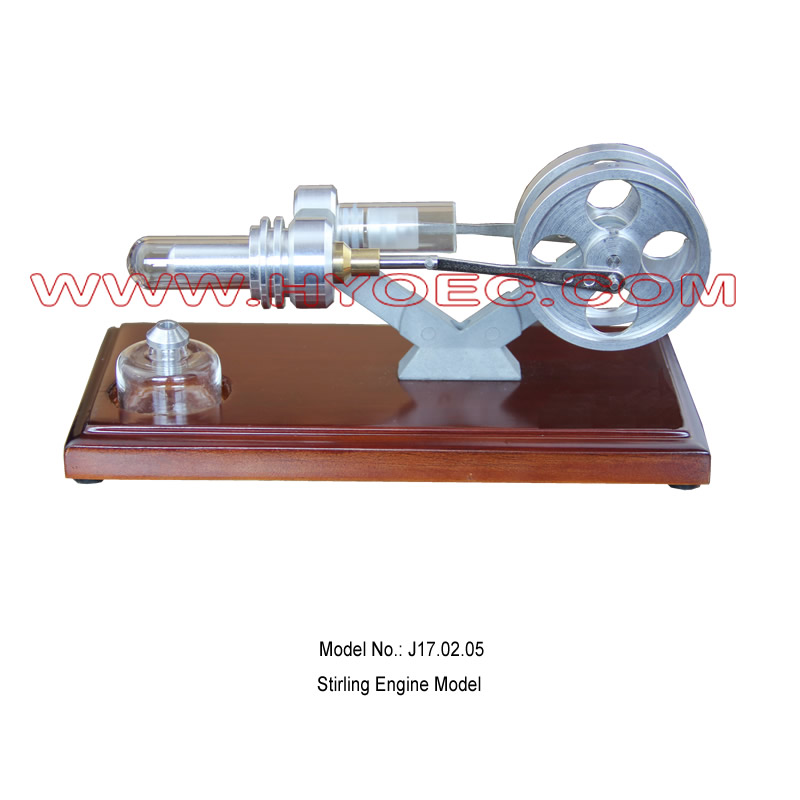 Stirling Engine Model -J17.02.05