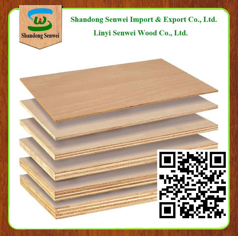 Construction Material E2 Film Faced Plywood marine plywood lowers