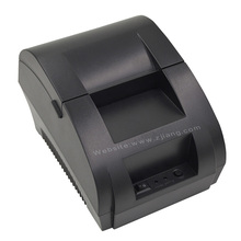 Pos machine cashier receipt printer zjiang pos 5890K thermal printer
