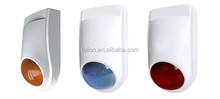portable Sound alarm with bright flash siren alarm with strobe light warning light sound alarm XENON TUBE LIGHT SL-350