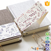Linen Cover 3 Year Diary Eco