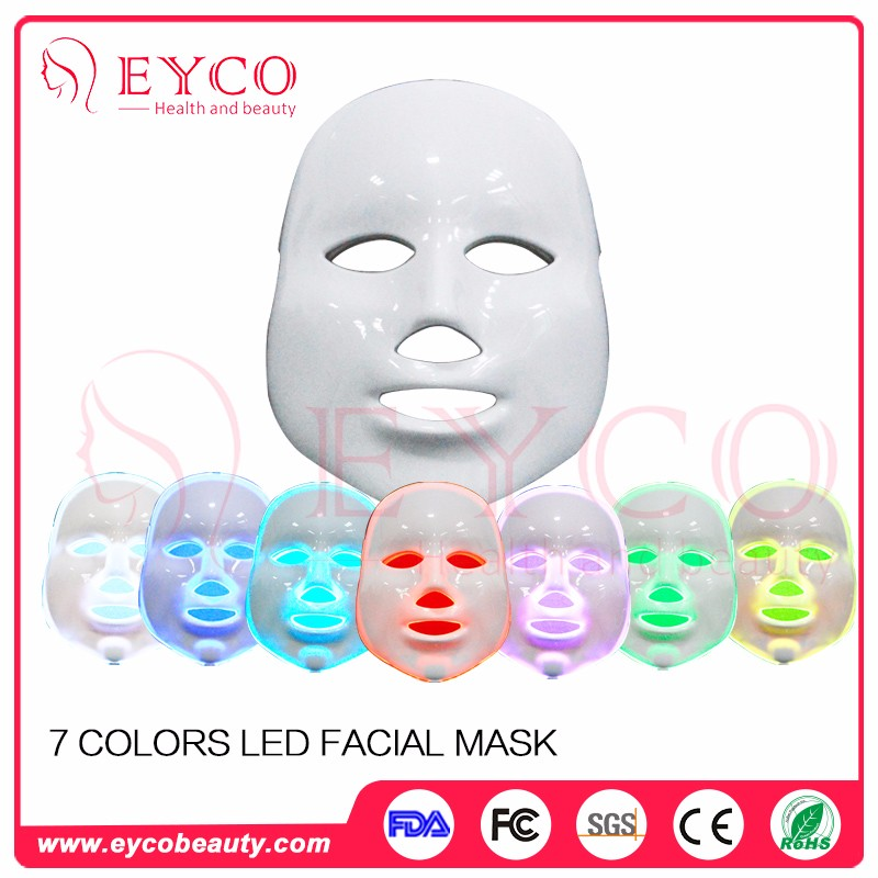magnetic beauty diary 7 colors Led face mask