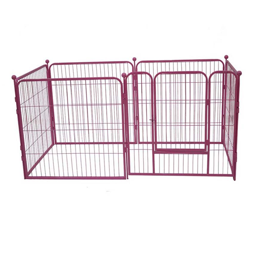 Outdoor Indoor puppy running dogs playpen exercise run for dogs
