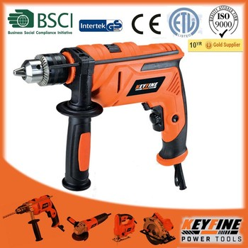 PRODUCE HIGH QUALITY AND BEST PRICE POWER TOOLS13MM 810W IMPACT DRILL FOR HAMMER DRILL MACHINE IMADE IN CHINA