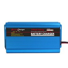 Worldwide used 24V 5A VRLA SLA AGM GEL lead acid battery charger for car chager battry electric tool