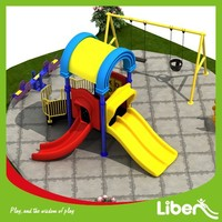 Liben Hot Sale Used Outdoor Play Ground Equipment for Children LE.X9.412.101.01