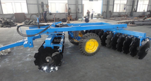 Disc harrow - Agricultural Implements