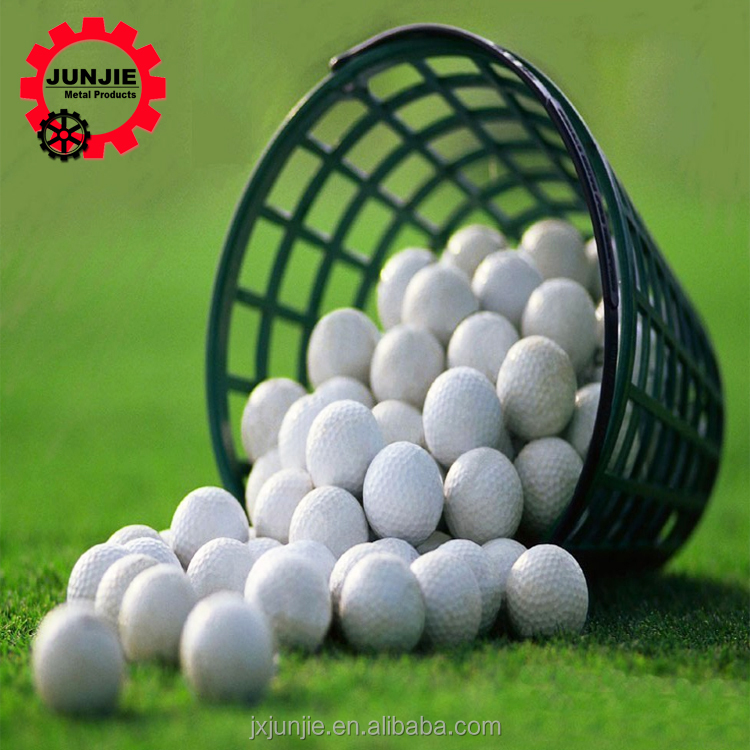 high quality metal wire golf ball basket