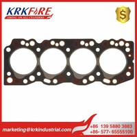 Car engine parts Toyota Hiace engine 2LT cylinder head gasket for 11115-54030