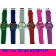 Top Sale Cheap Silicone Unisex Watch Wholesale Watch Japanese Movement Genius First XLZH3105