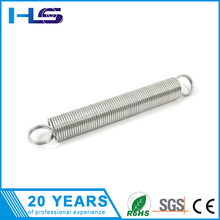 Custom high quality double hooks tension & compression spring with competitive price