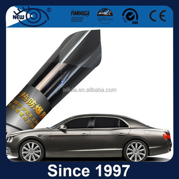 Factory directly sell exterior accessories car glue type anti-scratch solar tint window film