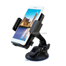 Car 360 Rotating handset holder Universal Mobile Phone mount Suction Cup Cell phone stand outo Windshield cell phone bracket