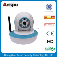 P2P night vision cctv camera with motion detection and alarm,support wifi remote control and live viewing via phone&network