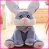 Rabbit Plush Toy Electronic Flappy Rabbit