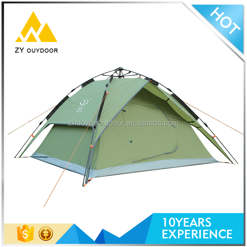 Promotion customized cheap camping tent family from china