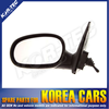 High quality Daewoo lanos outside rear view mirror