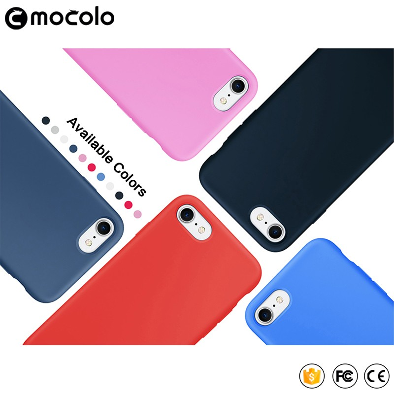 OEM Factory Silicone Liquid Case For Iphone 7, Mobile Phone Cover Case for IPhone7 plus