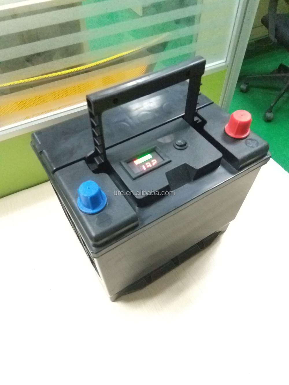 eco-friendly rechargeable Lithium 12v 60ah car battery manufacturer korea