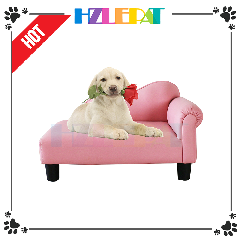 Best selling pink lovely elevated dog bed