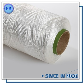 sold to the world 100% polyester yarn