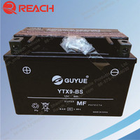 Wholesale YTX9 BS 12V 9Ah Gel Motorcycle Battery Cheap Price