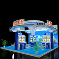 Detian Offer Chinese manufacturing 6x6m modular exhibition stands