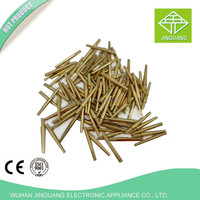 ISO9001 china manufacturer brass dowel pin dental lab dowel pin