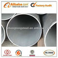Circular Hollow Section Black Steel Pipe