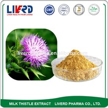 Holy Thorn Powder Extract Silymarin with Competitive Price
