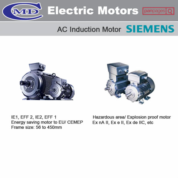 AC Induction Motor SIEMENS