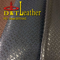 2017 puzzle emboss pu leather for shoes